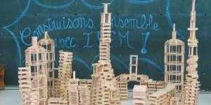 Construisons ensemble avec IDEM : activité organisée en 2012