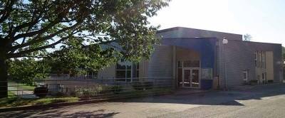 Salle omnisport d'Alban