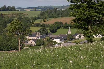 Village de Massals - Juin 2015 © D. Delpoux