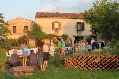 Animation au jardin de Rayssac à Bellegarde-Marsal © SIAVT