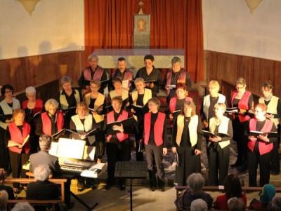 Chantons dans les Monts à Paulinet - 2013