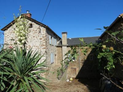 Habitation sur la commune de Curvalle
