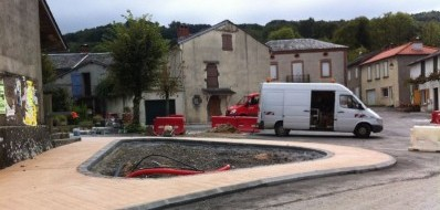 Aménagement à Saint-Jean-de-Jeanne par la commune de Paulinet - 2014-2015
