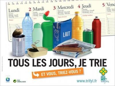 Campagne de tri de trifyl