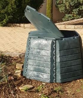Composteur proposé par la Communauté de Communes
