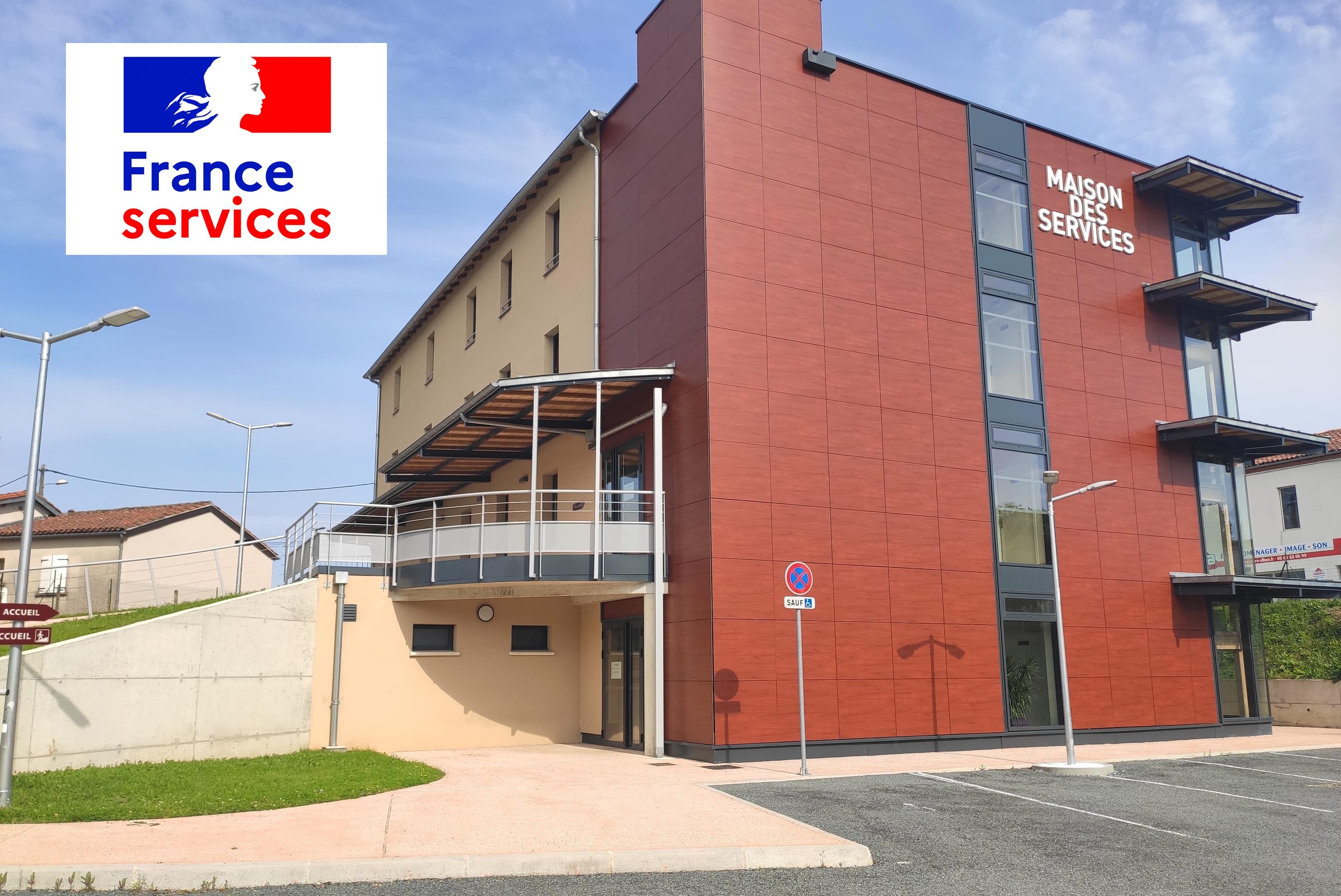 Maison des services Alban - MFS