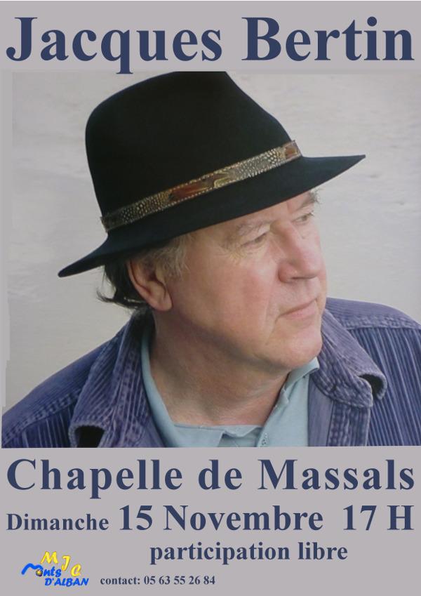 Concert à Massals