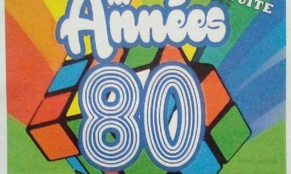 Soirée années 80 à Bellegarde-Marsal