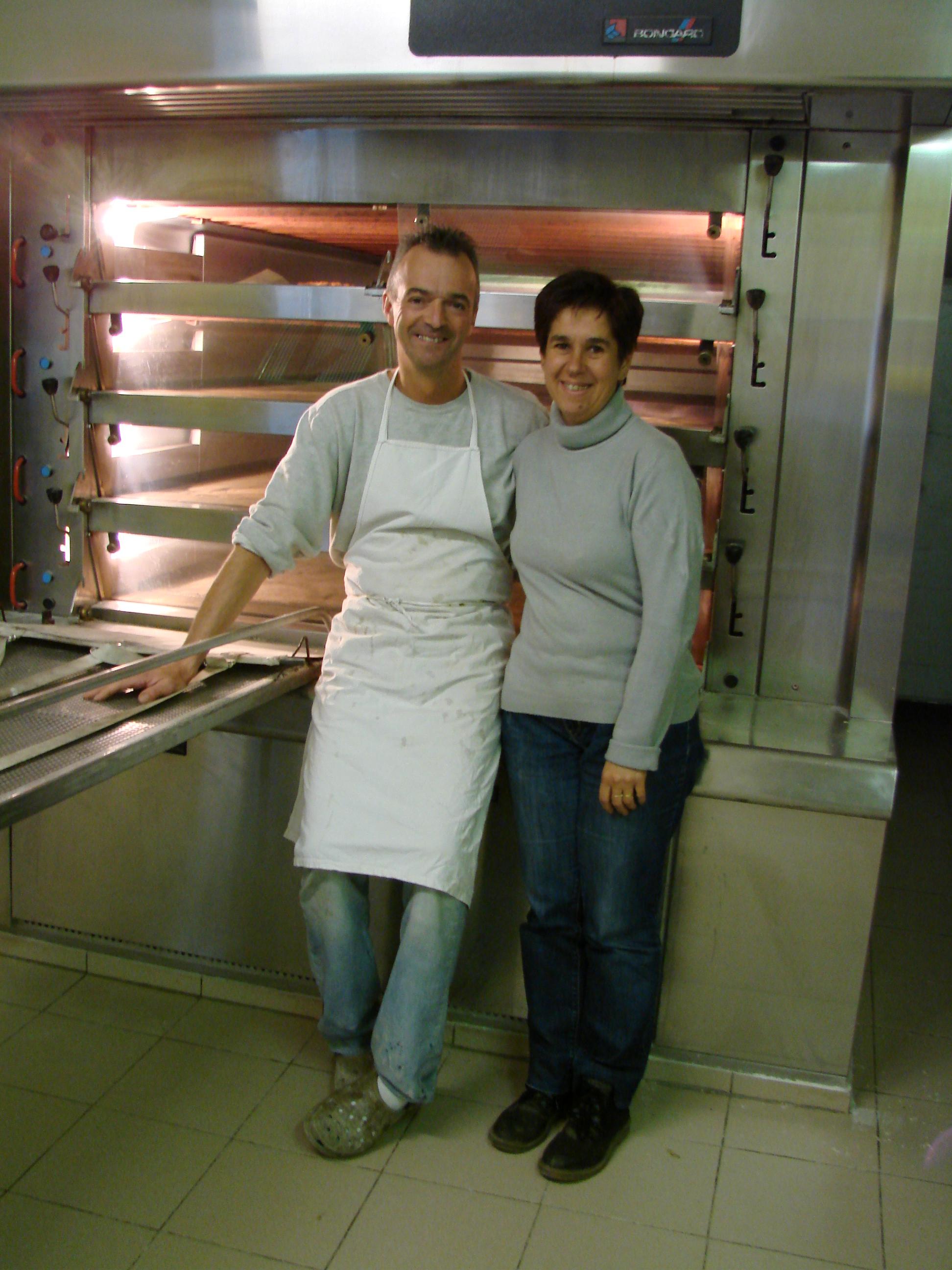 La boulangerie Pujol
