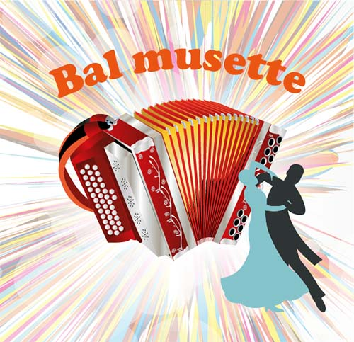 Bal traditionnel à Teillet