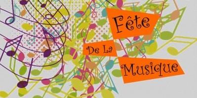 Fête de la musique à Villefranche d'Albigeois en soirée