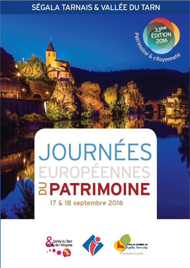 Journées du patrimoine 2016 à Ambialet