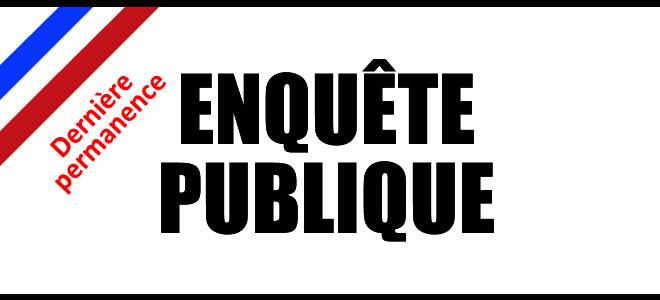 Enquête publique à Villefranche d'Albigeois