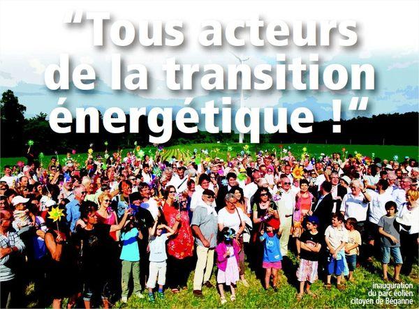 Projet citoyen de transition énergétique