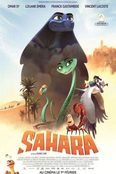 CINECRAN 81: à voir Sahara le mardi 28 mars à 17h30 à la médiathèque