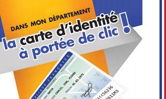 Cartes nationales d'identité: nouvelle organisation de la délivrance à compter du mardi 7 mars 2017
