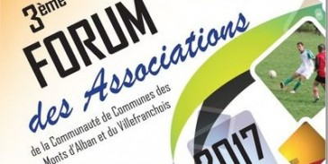 Forum des associations 2017 à Villefranche d'Albigeois