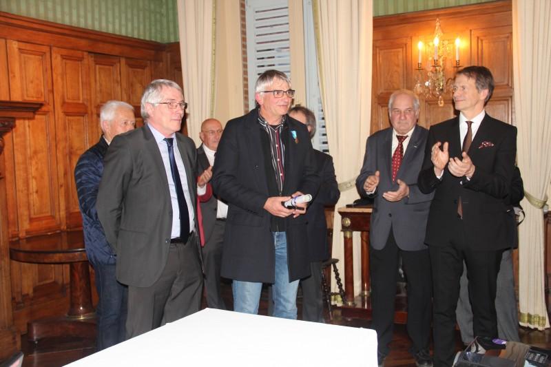 Jean-Marie Gravier : Le bénévolat à l'honneur !