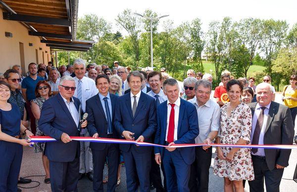La Maison de Services au Public des Monts d'Alban et du Villefranchois inaugurée