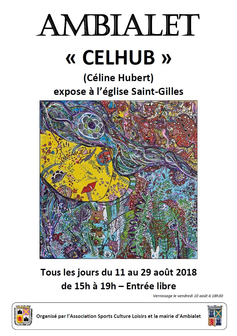 Exposition du 11 au 29 août 2018