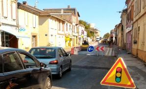 Chantier centre bourg