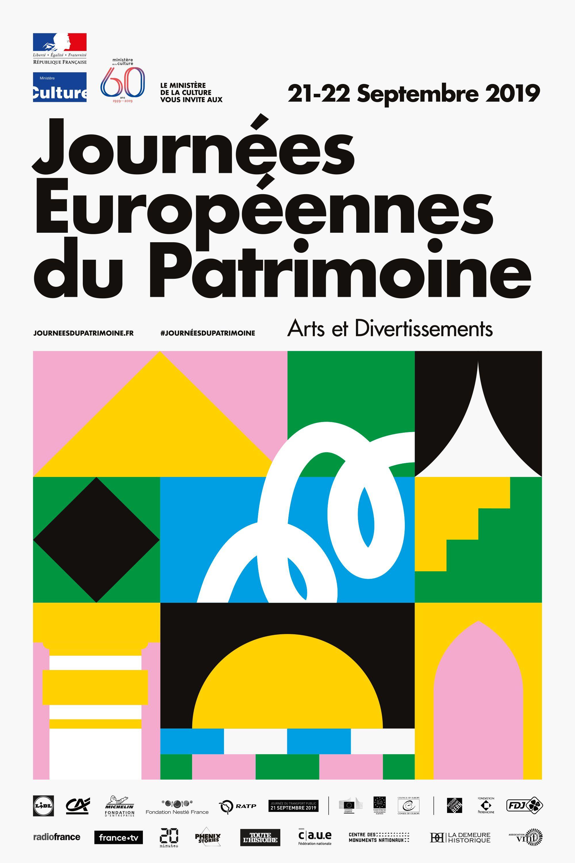 JOURNEES DU PATRIMOINE 2019             A VILLEFRANCHE