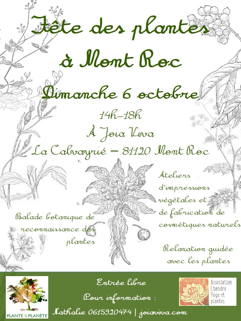 Fête des plantes à Mont-Roc