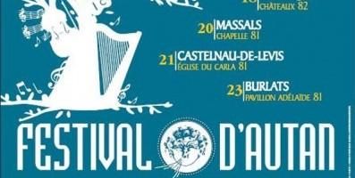 Festival d'Autan à la Chapelle de Massals