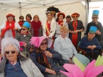 Carnaval de Villefranche d'Albigeois à la MARPA