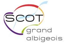 Logo du SCoT du Grand Albigeois