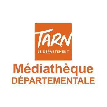 Logo médiathèque dept