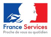 Logo Maison France Services