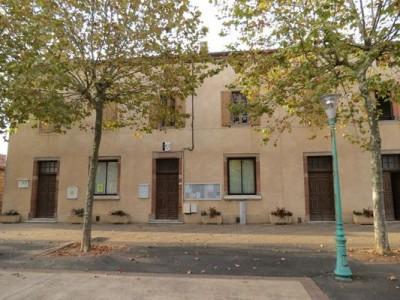 Mairie de Teillet