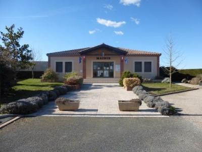 Mairie de Mouzieys-Teulet