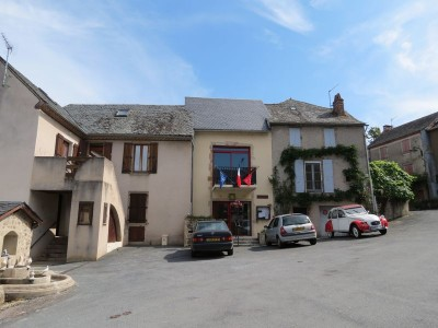Mairie de Curvalle