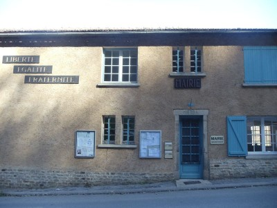 Mairie d'Ambialet
