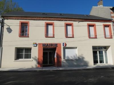 Mairie d'Alban