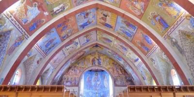 Visite de l'Eglise d'Alban